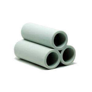 リキジャパン 珪藻土入りシェルター シュリンプ土管 白・3|aquatailors