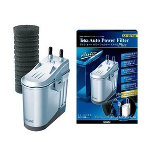 テトラ オートパワーフィルター AX−45Plus|aquatailors