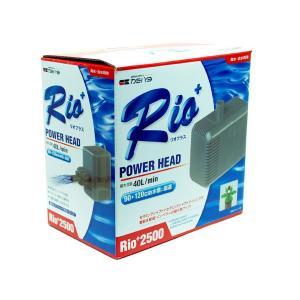 カミハタ 水中ポンプ リオプラス2500(60Hz)|aquatailors