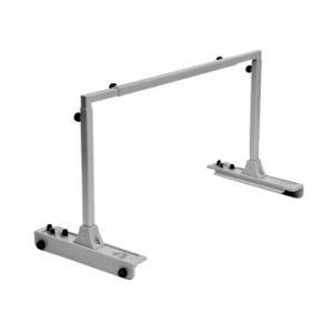 (大型商品)カミハタ 吊り下げ用ライトスタンド アーチスライドBS(ベーシックセット)900|aquatailors