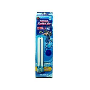 カミハタ 殺菌灯 ターボツイスト6X(18W) 交換用セット|aquatailors