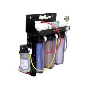 ハートトレード RO浄水器 クロノスレイン 加圧ポンプ aquatailors