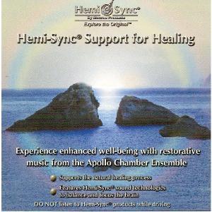 ヘミシンク・ヒーリング・サポート(Hemi-Sync Support for Healing)癒しのためのへミシンク