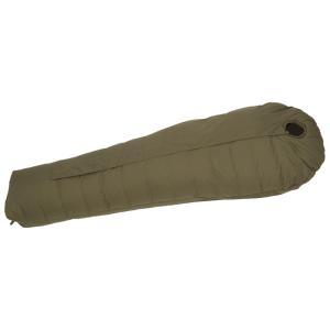 シュラフ 寝袋 冬用 マミー型 カリンシア Carinthia Defence 4 極寒