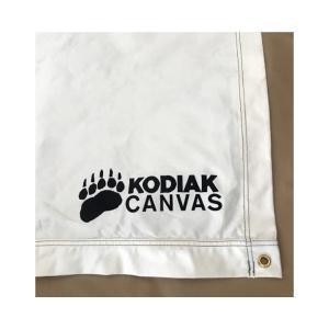 コディアックキャンバス Kodiak Canvas フロアライナー 4人用 コットン タープ