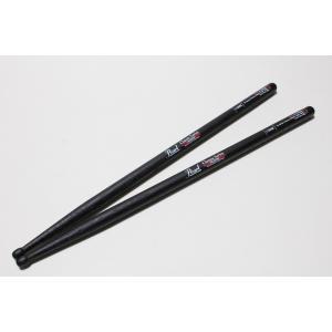 Pearl パール ドラム スティック  定番の110Hのブラックバージョン  Pearl DRUM STICKS  110HBC