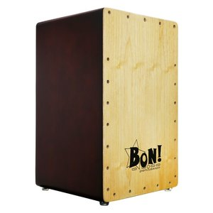 【送料無料】ボン!BON! Percussion カホン 低音が抜群です! 音重視でベースポート搭載モデル! スンカイウッド 初心者はもちろん経験者にもおすすめ!|arabastamusic