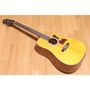【送料無料】超特価 エピフォン アコースティックギター  Epiphone DR-400MCE NA  オール単板 エレアコ 超特価! ナチュラルカラー|arabastamusic