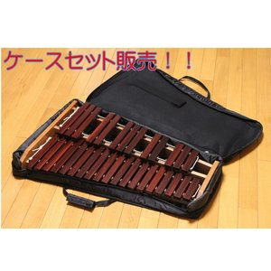 【送料無料】コオロギ 卓奏用木琴 ECO32 と純正ソフトケース のセット販売!ECO32 + キャリングケース SET