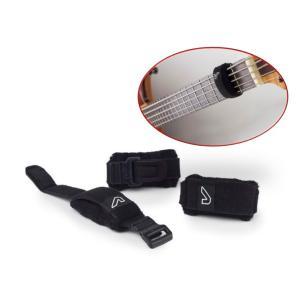 【送料無料】フレットラップ FretWraps Black 弦の振動を減少/ミュート、 タッピングプレイにオススメ! arabastamusic