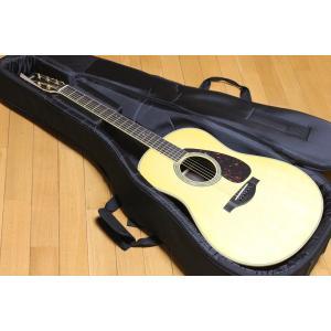 【送料無料】 【便利なアクセサリーセット!!】 ライトケース付き!!  ヤマハ フォークギター LL-6 ARE ナチュラル ピックアップ搭載|arabastamusic