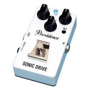 【送料無料】 プロビデンス エフェクター  ソニックドライブ  布袋モデルではありません。 Providence  SONIC DRIVE  SDR-4R arabastamusic