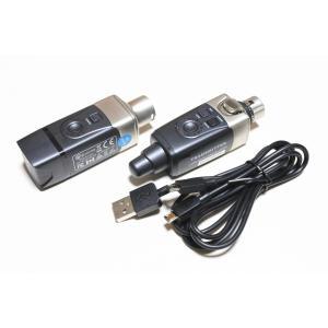 【送料無料】 Xvive U3 エックスバイブ マイクロフォンデジタルワイヤレスシステム XV-U3  お手持ちのマイクをワイヤレスマイクに! arabastamusic