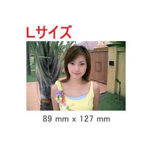 デジカメプリント Lサイズ(手補正付き) 高品質写真仕上げ 送料無料 araicamera