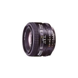 ニコン 標準レンズ Ai AF Nikkor 50mm f/1.4D JAN末番18670|araicamera
