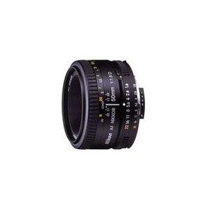ニコン 標準レンズ Ai AF NIKKOR 50mm f/1.8D JAN末番23254|araicamera