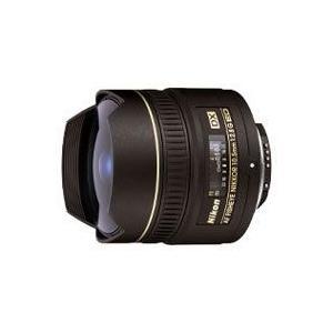 ニコン 広角レンズ AF DX Fisheye-Nikkor 10.5mm f/2.8G ED JAN末番24459|araicamera
