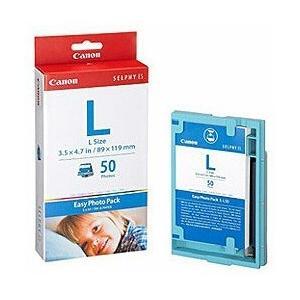 Canon E-L50(Lサイズ/50枚分) Easy Photo Pack|araicamera