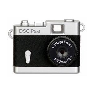 ケンコー トイカメラ DSC Pieni ブラック DSC-PIENI BK|araicamera