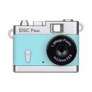 ケンコー トイカメラ DSC Pieni スカイブルー DSC-PIENI SB|araicamera