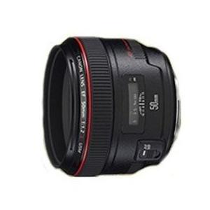 キャノン EF50mm F1.2L USM ◆屋内や夕景など暗めのシーンでも気軽に手持ち撮影ができる...