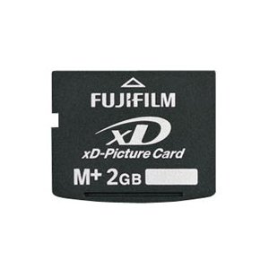 フジ xD-ピクチャーカード 2GB DPC-MP2GB (2GB TypeM+) JAN末番9443|araicamera