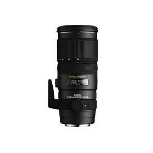 SIGMA 70-200mm F2.8 EX DG OS HSM ◆70mmから200mmまでの焦点...