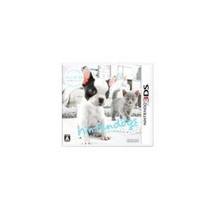 ニンテンドー3DS 任天堂  nintendogs + cats フレンチ・ブル&Newフレンズ JAN末番8825|araicamera