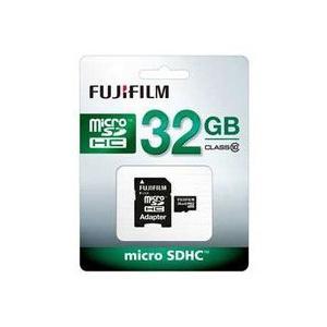 富士フイルム microSDHCメモリーカード 32GB Class10 F MCSDHC-032G-C10 JAN末番9604|araicamera