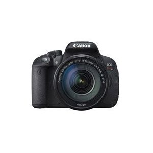 Canon EOS Kiss X7i EF-S18-135 ...