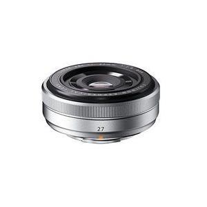 富士フイルム フジノンレンズ XF27mmF2.8 (シルバー) JAN末番260069|araicamera