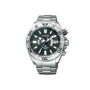 シチズン腕時計 プロマスター MARINE-エコ・ドライブ電波時計 PMD56-3081 JAN末番0755|araicamera