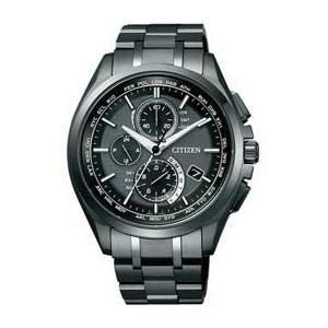 シチズン腕時計 アテッサ エコ・ドライブ電波時計 ダイレクトフライト AT8044-56E JAN末番7110|araicamera