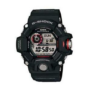 カシオ腕時計G-SHOCK マスター オブ G レンジマン GW-9400J-1JF JAN末番0605|araicamera