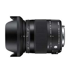 シグマ 18-200mm F3.5-6.3 DC MACRO OS HSM (ニコン用) JAN末番885557|araicamera