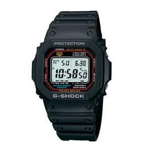 カシオ腕時計 G-SHOCK マルチバンド 6 GW-M5610-1JF JAN末番6173|araicamera