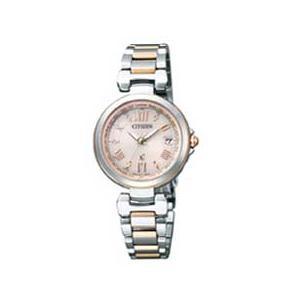 シチズン腕時計 XC ハッピーフライト エコ・ドライブ電波時計 EC1034-59W JAN末番2115|araicamera