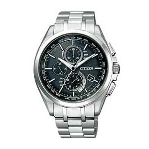 シチズン腕時計 アテッサ エコ・ドライブ電波時計 ダイレクトフライト AT8040-57E JAN末番2344|araicamera
