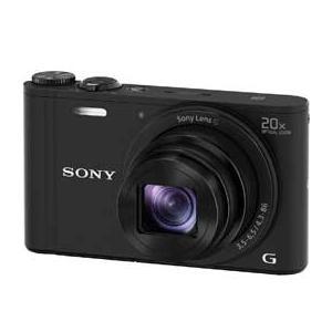 SONY サイバーショット DSC-WX350 (B)(ブラック) JAN末番0142 コンパクトデジカメ|araicamera