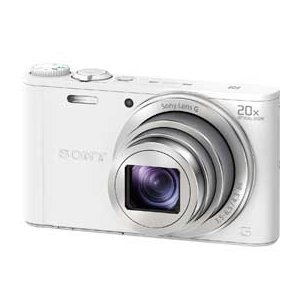 SONY サイバーショット DSC-WX350 (W)(ホワイト) JAN末番0159 コンパクトデジカメ|araicamera
