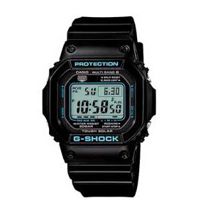 カシオ腕時計G-SHOCK ブラックxブルーシリーズ GW-M5610BA-1JF JAN末番6507|araicamera