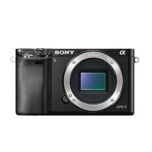 Sonyα6000 ILCE-6000 ボディ (ブラック) JAN末番4263 デジタル一眼(ミラーレス一眼カメラ)|araicamera