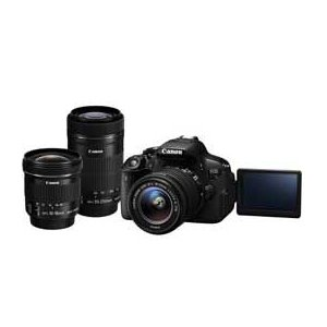 Canon EOS Kiss X7i トリプルズームキット JAN末番9397 デジタル一眼レフカメラ|araicamera
