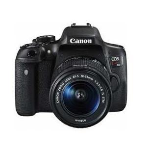 CANON EOS Kiss X8i EF-S18-55 I...