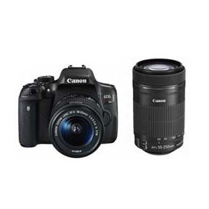 CANON EOS Kiss X8i ダブルズームキット JAN末番6685 デジタル一眼レフカメラ araicamera