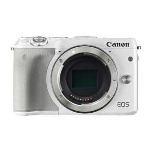 CANON EOS M3 ボディ (ホワイト) JAN末番1899 デジタル一眼(ミラーレス一眼カメラ)|araicamera
