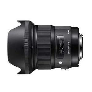 SIGMA 24mm F1.4 DG HSM Art ◆シグマの交換レンズは、それぞれ明確なコンセプ...