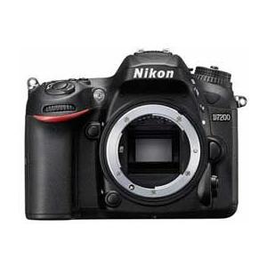 Nikon D7200 ボディ JAN末番5604 デジタル...