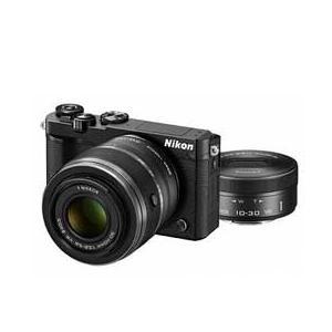 Nikon 1 J5 ダブルズームレンズキット (ブラック)...