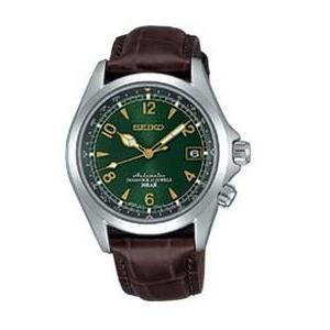 セイコー腕時計メカニカル アルピニスト SARB017 JAN末番590008|araicamera